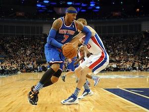 Live Commentary: NBA - Knicks vs. Pistons - as it happened