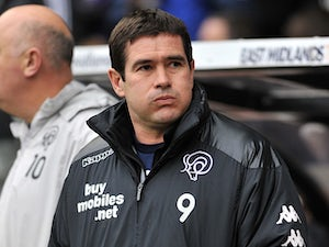 Derby put seven players on transfer list
