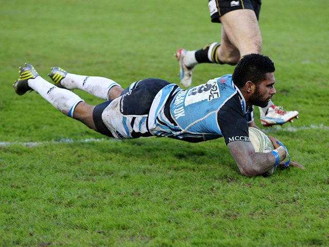 Result: Late Horne try seals Glasgow win