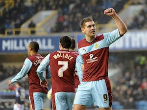 Dyche plays down Vokes injury
