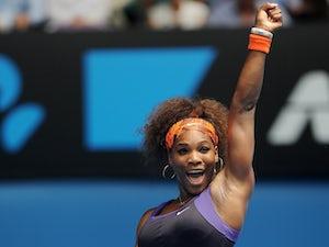Result: Serena wins third Charleston title