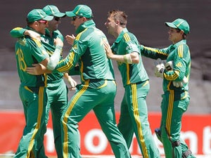 South Africa out for 208