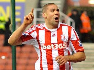 Half-Time Report: Stoke lead 10-man Sunderland