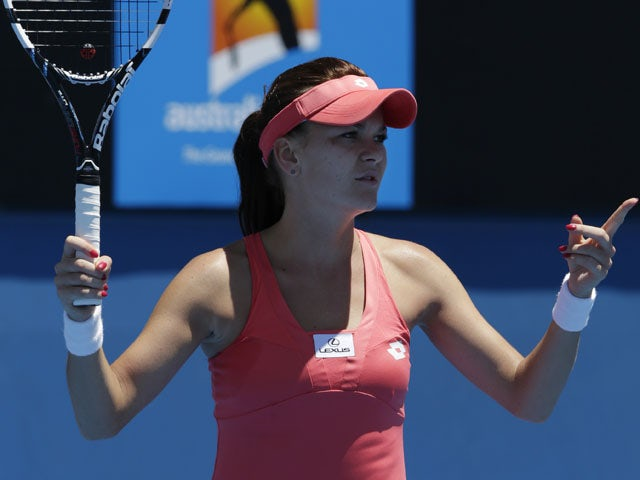 Radwanska wary of Li Na