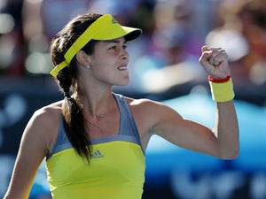 Result: Ivanovic eases into Rogers Cup second round