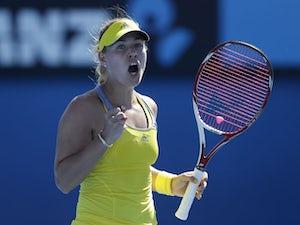 Result: Kerber secures second-round spot