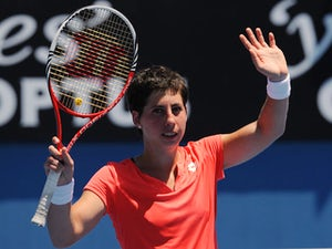 Result: Suarez Navarro through in Canada