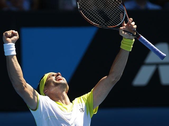 Result: Ferrer reaches quarter-finals