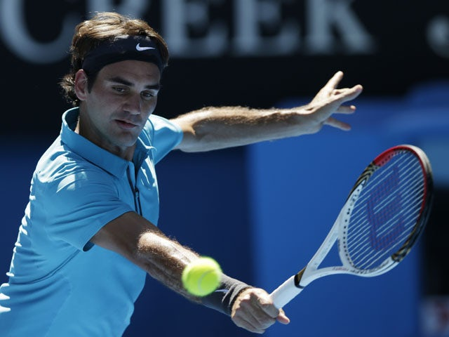 Federer: 'Tomic got the best out of me'