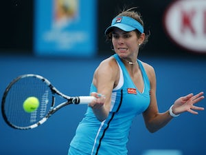Result: Goerges digs deep to oust Zheng Jie