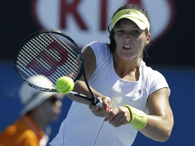 Result: Robson slumps to Indian Wells defeat