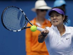 Li Na targets top three