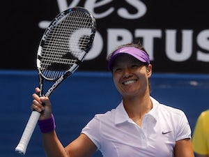 Result: Li sails into Rogers Cup third round