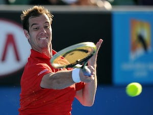 Result: Gasquet out of Madrid Masters