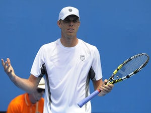 Baker forced to retire, Querrey qualifies