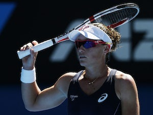 Stosur disappointed with Indian Wells withdrawal