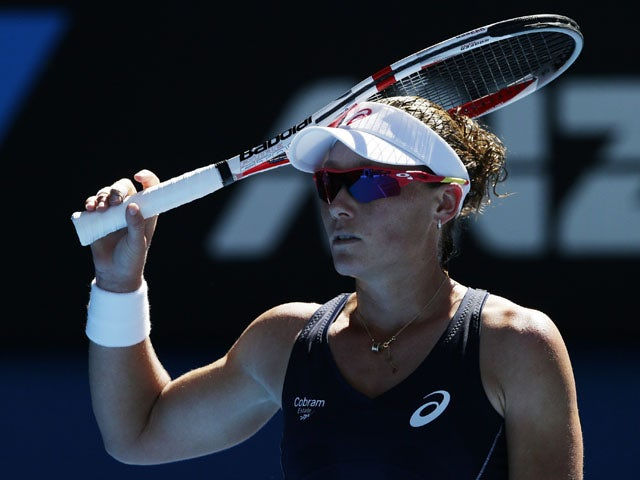 Result: Stosur eases past Peng