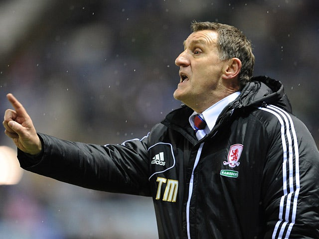 Mowbray hoping for triple swoop