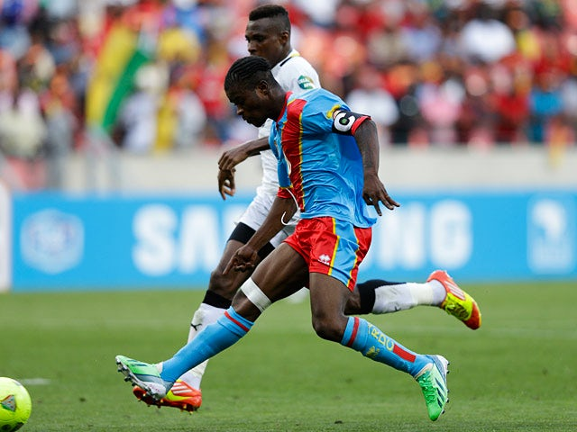 Result: Congo DR fight back for draw