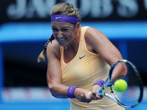 Result: Azarenka produces ruthless display
