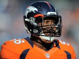 Denver Broncos' Von Miller on December 23, 2012