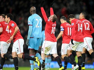 Live Commentary: Manchester United 1-0 West Ham United - as it happened