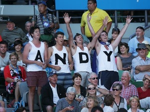 Live Commentary: Australian Open quarter-finals - Chardy vs. Murray - as it happened