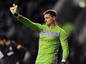 Hibernian's Williams: 'More to come from me'