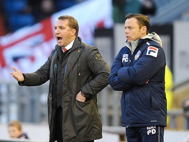 Rodgers: 'We made Smith look like Drogba'