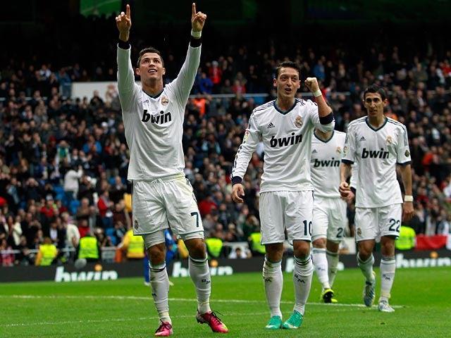 Ronaldo no longer unhappy at Madrid