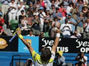Result: Gutsy Ferrer outlasts Almagro
