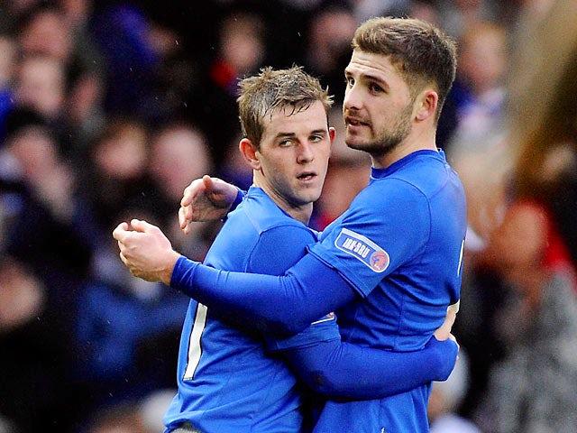 Result: Rangers beat 10-man East Stirling