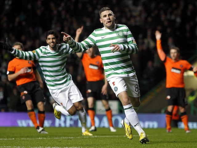 Lennon: 'Hooper staying at Celtic'