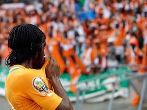 Result: Gervinho scores late winner for Ivory Coast