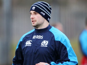 Johnson names Scotland team