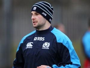 Johnson names Scotland team