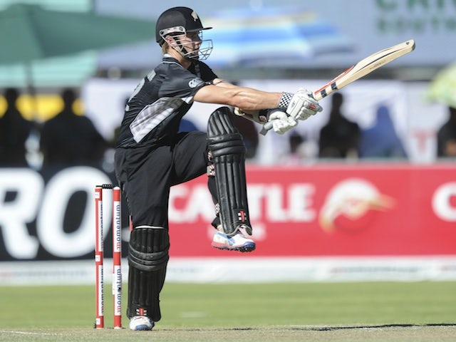 Result: NZ XI beat England by three wickets in T20