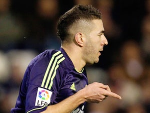 Benzema's agent rubbishes Roma link