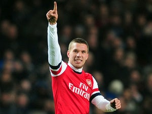 Podolski: 'I'm not worried about potential new arrivals'
