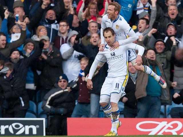 Result: Varney brace seals Leeds win