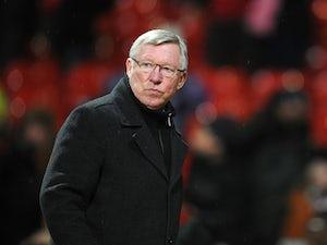 Ferguson: 'We were lucky'