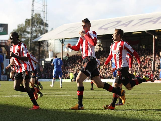 Donaldson: 'Brentford want to win'