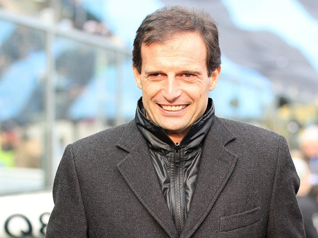 Allegri: 'Juve will be favourites'