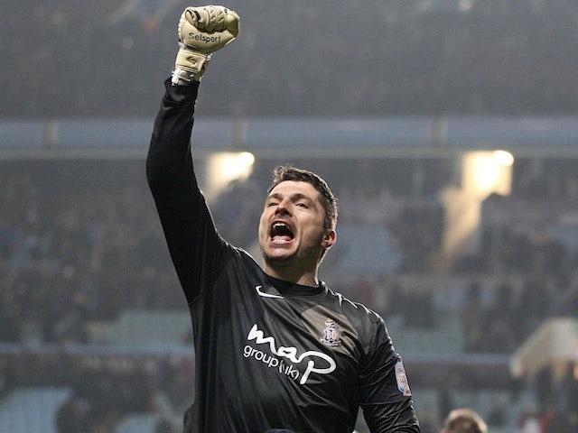 Duke relishing Wembley dream
