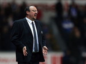 Benitez coy on Real Madrid link