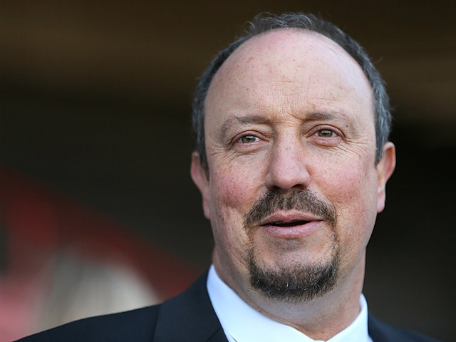 Benitez not bothered by fans