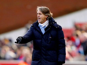Mancini doubts title chances