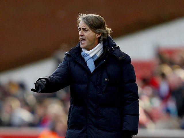 Mancini plans summer spending spree