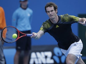 Murray hoping to recapture Olympic form