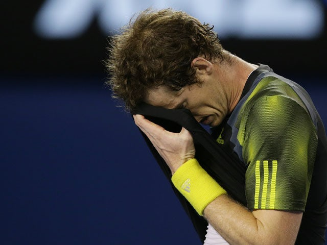 Murray: 'Tough to become number one'